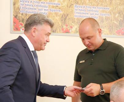 Харьковским пограничникам назначили нового руководителя