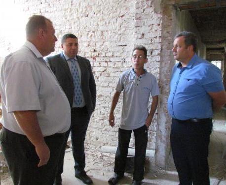 На Харьковщине реконструируют здание под общежитие для переселенцев
