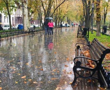 Погода в Харькове: воскресный дождь был первым за полтора месяца