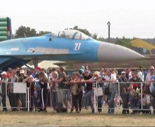 Чем поразил аерофест над Харьковом: фото-факты