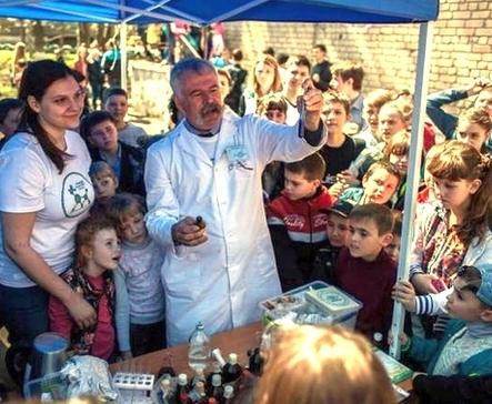 В Харькове решили устроить пикники прямо на площади