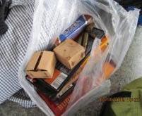 Харьковские таможенники в сладостях обнаружили патроны