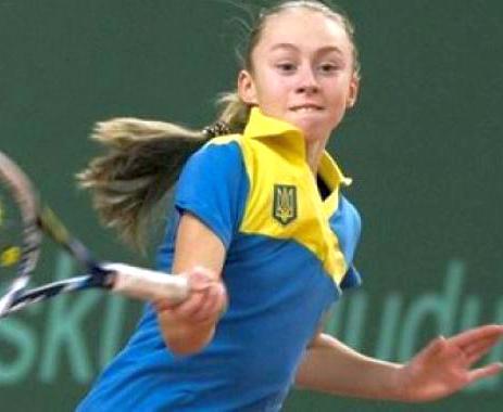 Харьковчанка дошла до полуфинала «Большого Шлема»