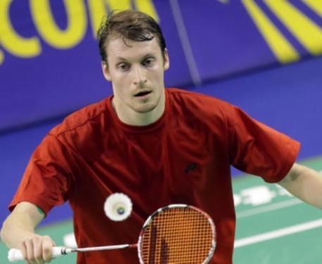 Харьковчанин стал третьим в Кубке Европы по бадминтону