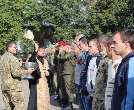 Харьковской области увеличили план призыва на срочную службу