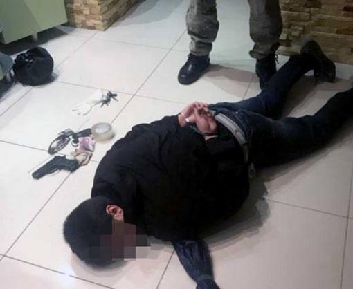 Харьковские полицейские предотвратили убийство в Черкассах