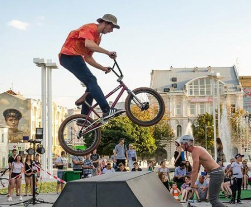 В Харькове пройдет фестиваль райдер-культур