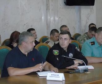 Силовики готовятся к массовым событиям в Харькове