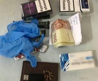 В Харькове перекрыт канал поставки наркотиков осужденным