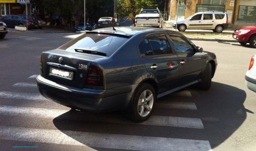 Украинских «горе»-водителей ожидают нелегкие времена
