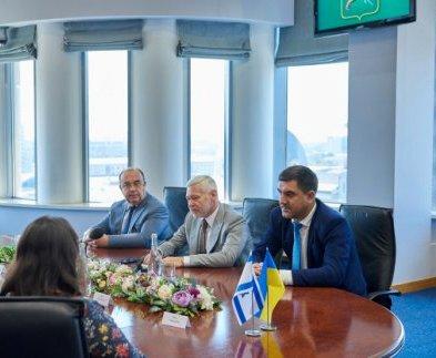 Харьков продолжит сотрудничество с Израилем