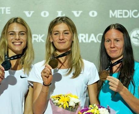 Легкоатлетка из Харькова победила в Турции