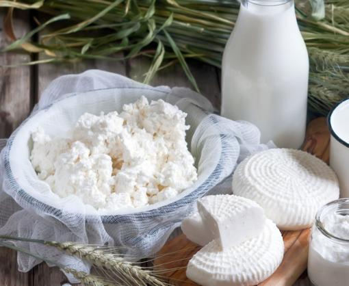 Количество молока повлияло на качество творога