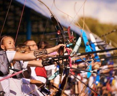 Харьковские лучники успешно выступили во Львове