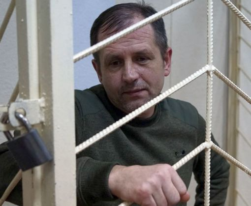 В крымском СИЗО избили украинского политзаключенного