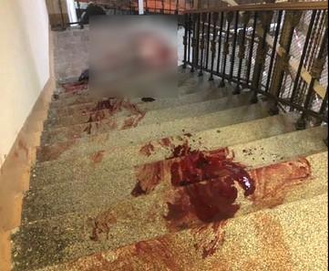 Убийство в Харьковском университете: подозреваемый задержан