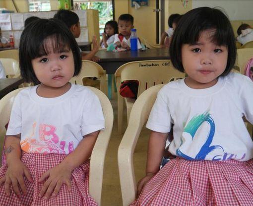 Ученые нашли на Филиппинах удивительный остров с близнецами: фото-факт