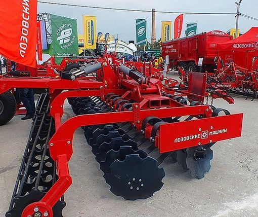 Сельхозтехника, сделанная на Харьковщине, выходит на рынок Канады