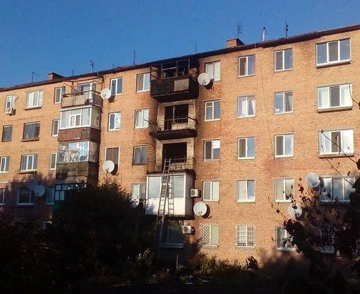 Спасатели под Харьковом выручили из беды мать и сына: фото-факт