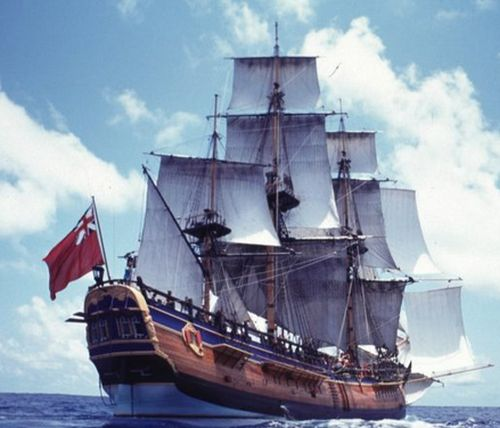 Археологи, наконец, обнаружили корабль легендарного капитана Кука