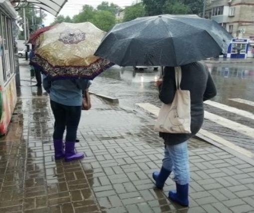 Какая обувь выдержит капризную погоду