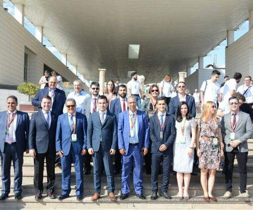 Делегация Харькова приняла участие в гастрономическом фестивале в Турции