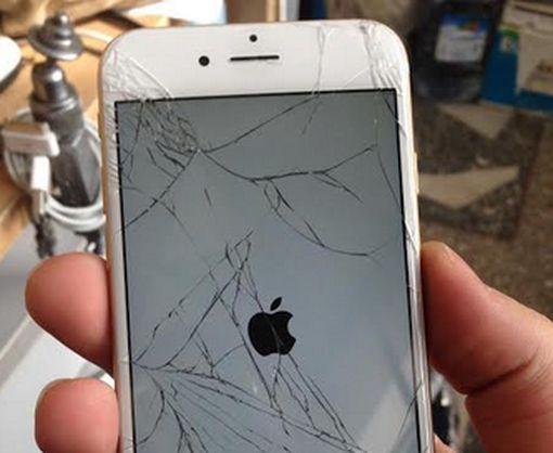 Сколько стоит замена разбитого стекла iPhone в Харькове
