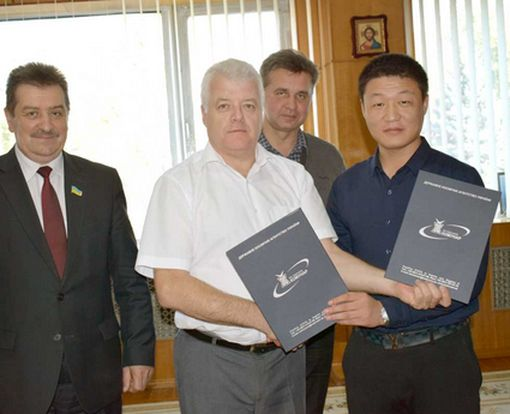Харьковский «Коммунар» намерен сотрудничать с Китаем