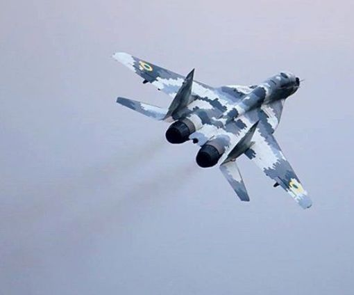 Летчики-выпускники из Харькова сдали экзамены по пилотированию истребителя МиГ-29