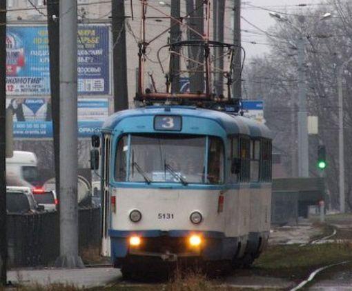 В Харькове изменят два трамвайных маршрута