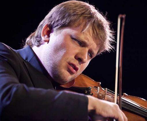 В Харькове выступит всемирно известный скрипач