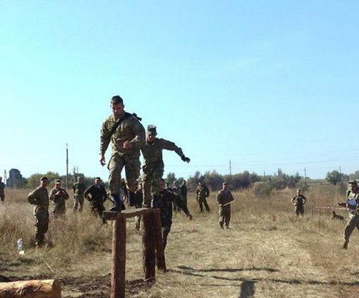 В Харькове пройдет военно-патриотическая игра «Сила духа»