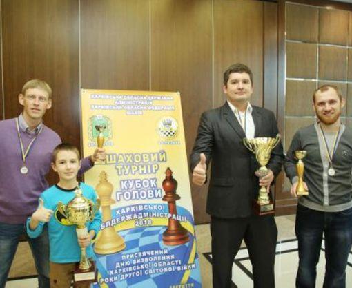 Названы имена победителей шахматного турнира на Кубок председателя ХОГА