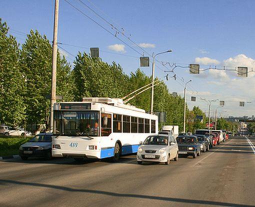 В воскресенье запретят движение транспорта по Белгородскому шоссе