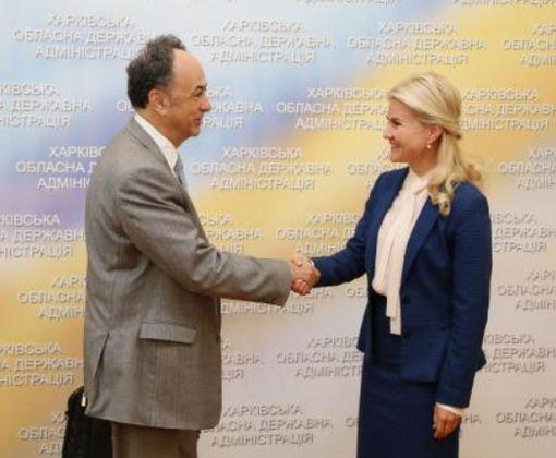 Председатель ХОГА встретилась с главой Представительства ЕС в Украине: видео-факт