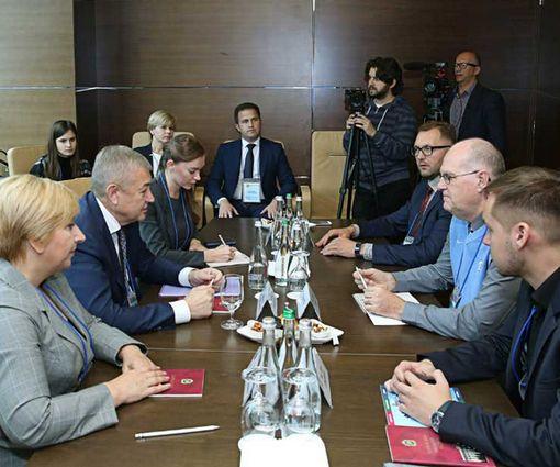 Харьковщина будет сотрудничать с США в развитии объединенных громад