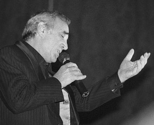 Ушел из жизни знаменитый шансонье Шарль Азнавур: видео-факт