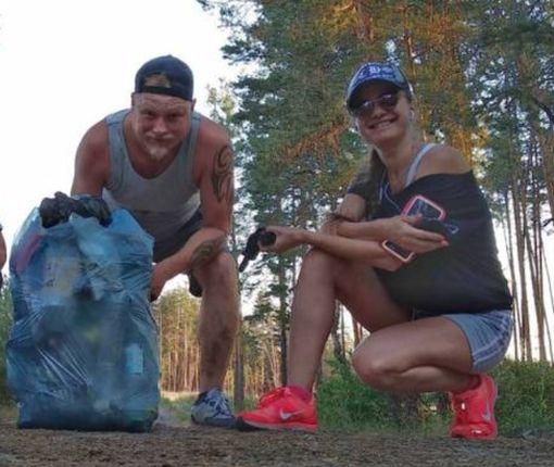 Жители Харьковщины приобщились к очень необычному виду спорта: фото-факт