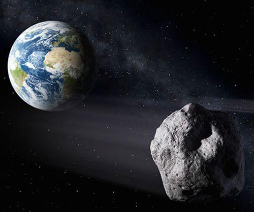 NASA предупредила о приближении к Земле огромного астероида