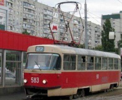 «Просьба освободить вагоны»: харьковские трамваи пошли по кругу
