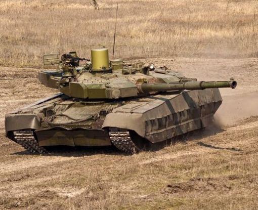 Армия Таиланда провела испытания новых украинских танков: видео-факт