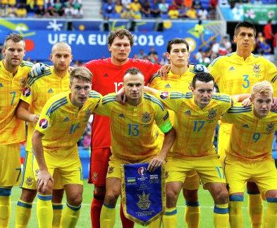 Сборная Украины по футболу проведет открытую тренировку в Харькове