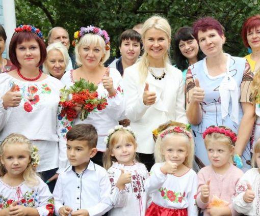 На Харьковщине активно открывают новые детсады