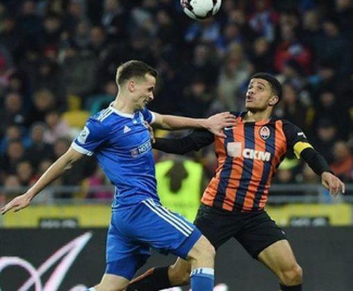 Украинский футбольный клуб занял достойное место в европейском рейтинге