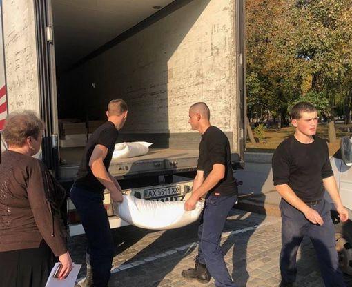 Харьковщина оперативно откликнулась на беду под Черниговом: видео-факт