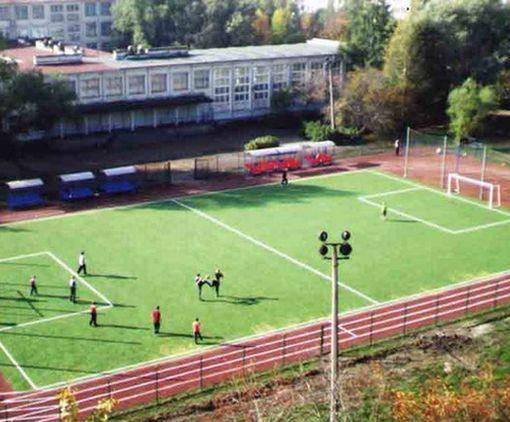 Под Харьковом разворачивается массовое строительство стадионов