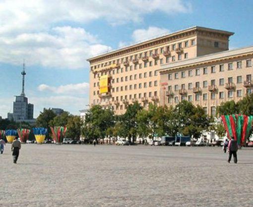 В горсовете объяснили, почему перекрыта главная площадь Харькова
