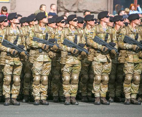 В Харькове пройдет военная акция