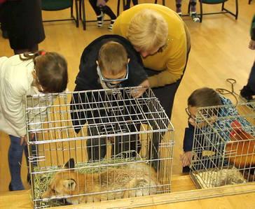 Харьковский зоопарк провел выездную сессию