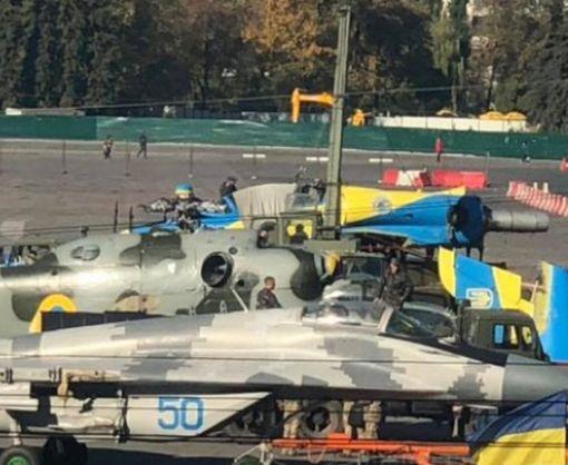В День защитника Украины харьковчанам покажут настоящую боевую технику: фото-факт